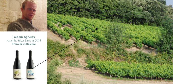 Frédéric Agneray - vins natures