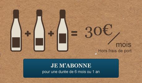 Abonnement vin découverte