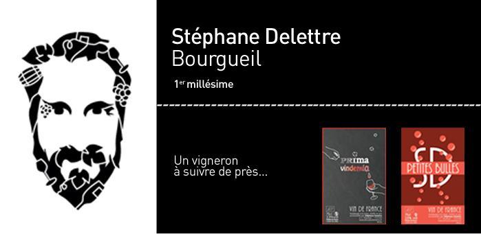 Stéphane Delettre - Bourgueil