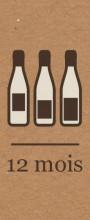 Abonnement vin - 12 mois