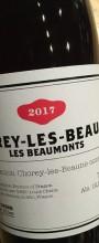 Chorey les Beaune Les Beaumonts
