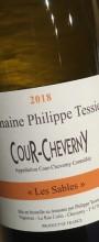 Cour-Cheverny Les Sables