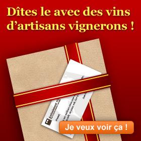 Offrir coffret cadeau vin